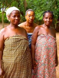Ntuzi, Winnie, Soyeto in Sacred Grove